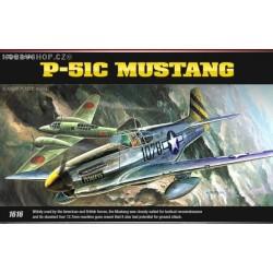 P-51C Mustang - 1/72 kit