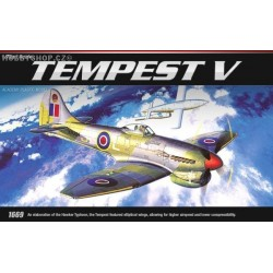 Hawker Tempest Mk.V - 1/72 kit