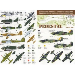 Operation Pedestal - 1/72 decal