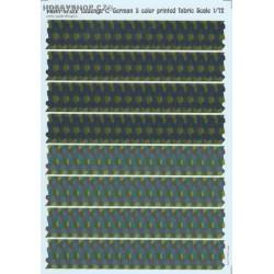 Lozenge 5 color - 1/72 decal