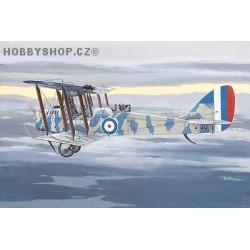 De Havilland D.H.4 w/ RAF 3a - 1/48 kit