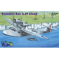 Saunders Roe A.29 Cloud RAF - 1/72 kit