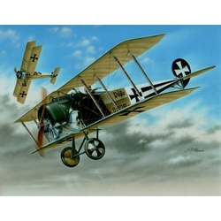 Fokker D.II Black & White Tails - 1/48 kit