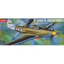 P-39Q Airacobra - 1/72 kit