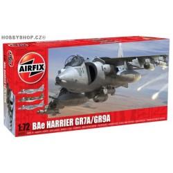 Harrier GR7a/GR9 - 1/72 kit