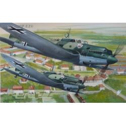 Heinkel He 70 - 1/48 kit