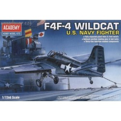 Grumman F4F-4 Wildcat - 1/72 kit