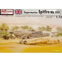 Spitfire Mk.VIII RAAF - 1/72 kit