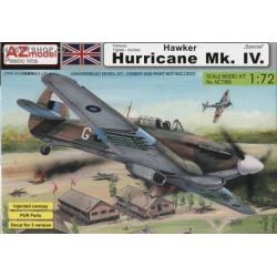 Hurricane Mk.IV Special - 1/72 kit