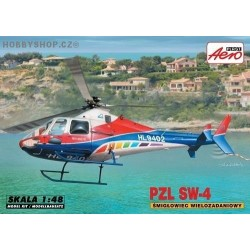PZL SW-4 Air Ace Korea 2008 - 1/48 kit