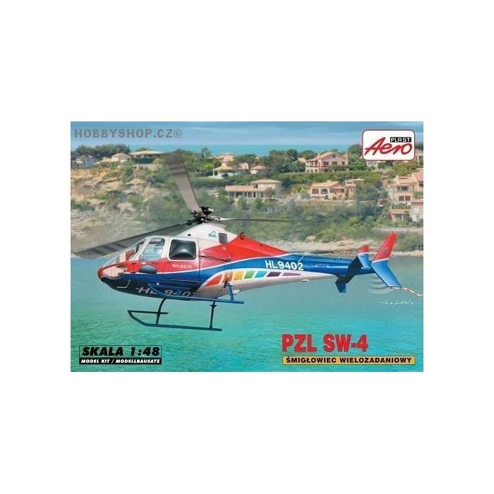 PZL SW-4 Air Ace Korea 2008 - 1/48 kit