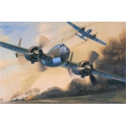 PZL P-37B Los II - 1/72 kit