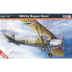 RWD-8a Magyar Recon - 1/72 kit