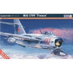 MiG-17PF Fresco - 1/72 kit