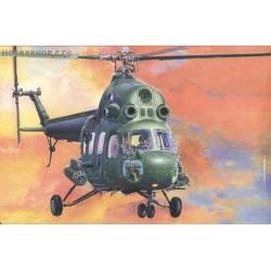 Mil Mi-2 Zmija / Snake - 1/72 kit