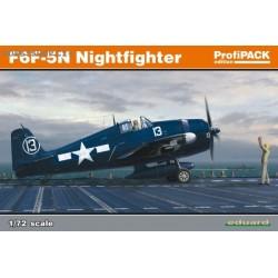 F6F-3/5N Nightfighter ProfiPACK - 1/72 kit