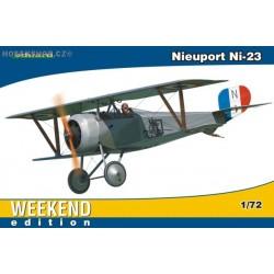 Nieuport Ni-23 Weekend - 1/72 kit