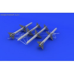 AIM-7E Sparrow - 1/48 update set