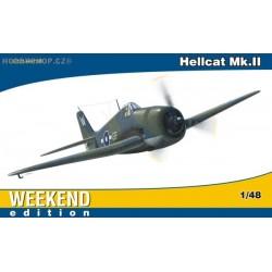 Hellcat Mk.II Weekend - 1/48 kit