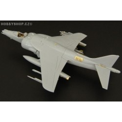 AV-8B Harrier II plus - 1/144 PE set