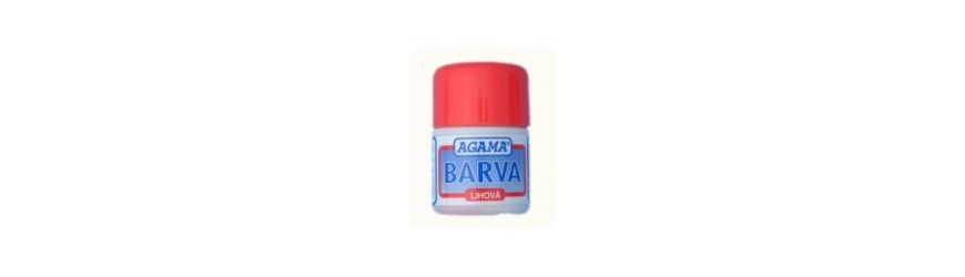 Agama Alcohol paints
